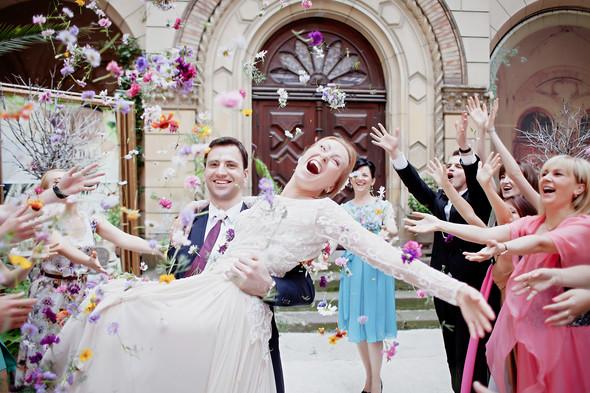 Свадебный день Одесса/ фотограф Артем Кулаксыз - фото №13
