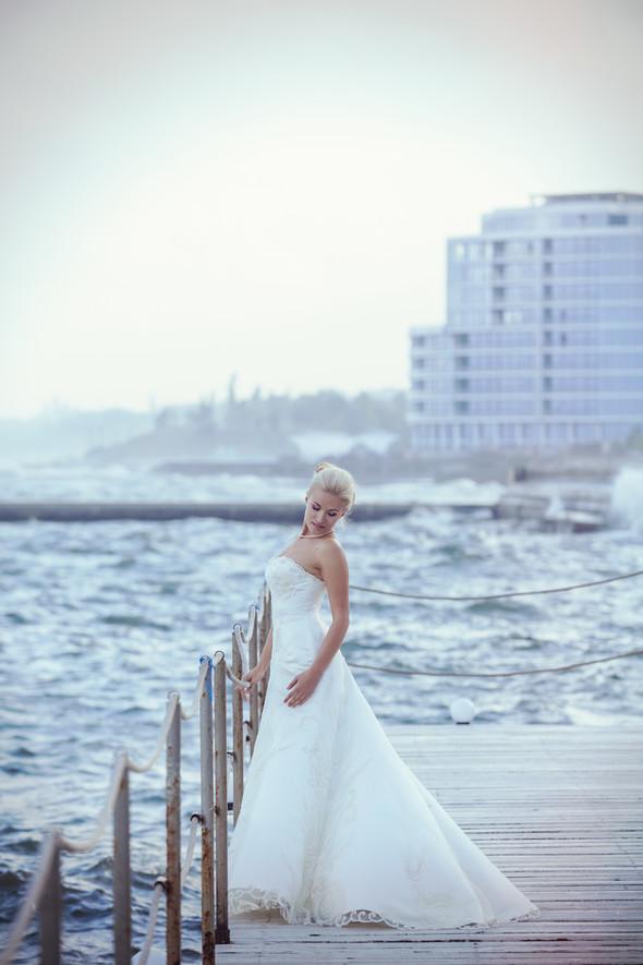 Свадебный день / утро/ Одесса / фотограф Артем Кулаксыз - фото №12