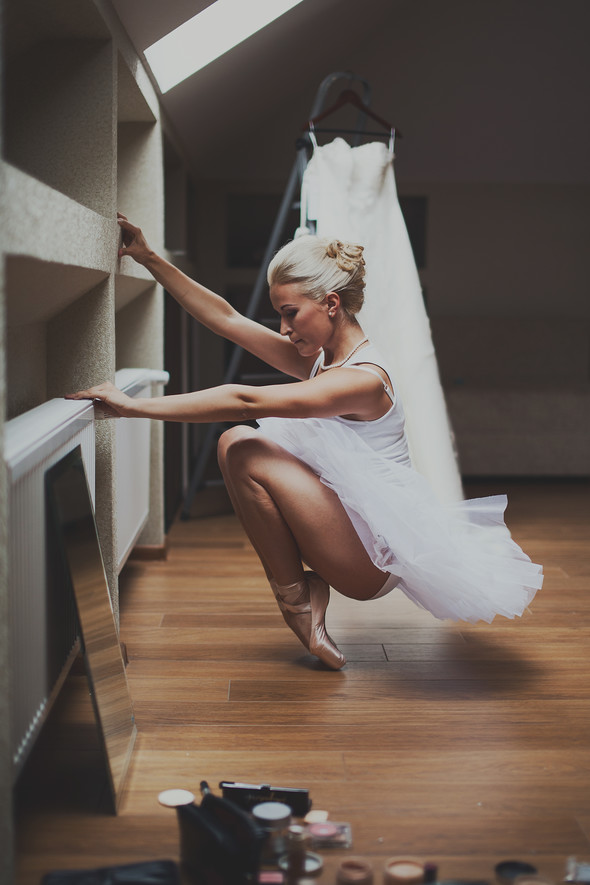 Свадебный день / утро/ Одесса / фотограф Артем Кулаксыз - фото №7