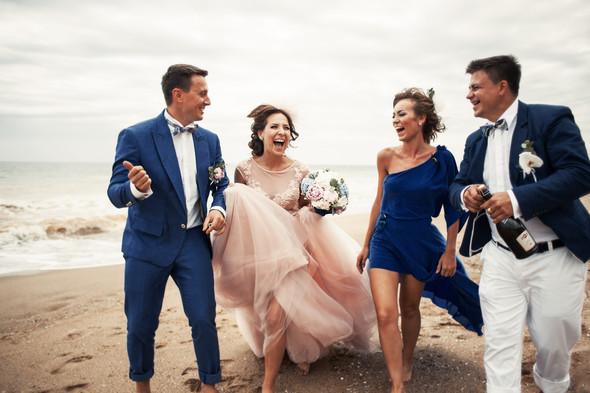 Wedding day Odessa/ Свадебный день Одесса / фотограф Артем Кулаксыз - фото №33