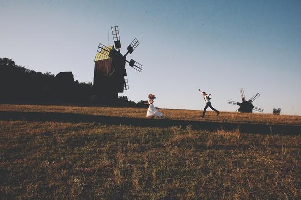 Свадебный день Киев /фотограф Артем Кулаксыз - фото №5