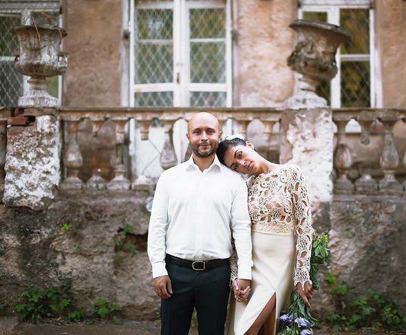 Свадебный день в Одессе /фотограф Артем Кулаксыз - фото №18