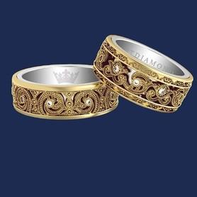 STDIAMOND - обручальные кольца в Днепре - портфолио 1