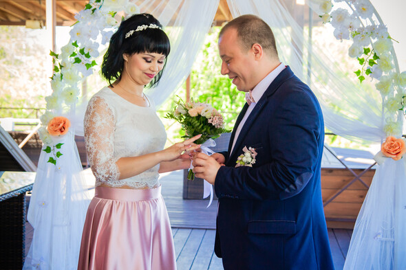 Свадьба Игоря и  Кати - фото №9