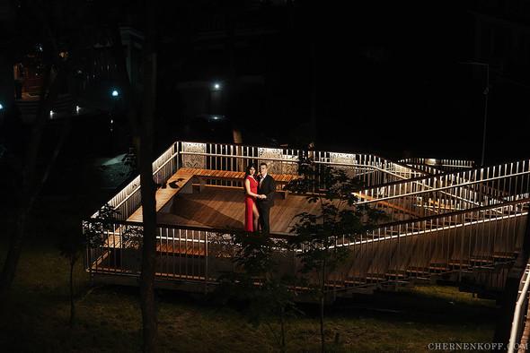 Вечерняя прогулка - фото №13