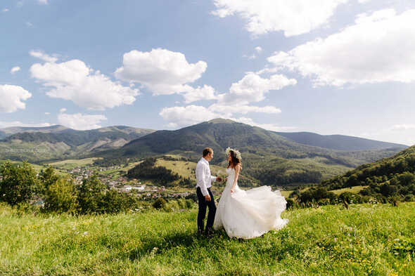 Свадьба Тани и Серёжа - фото №8