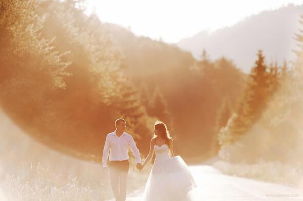 Свадьба Тани и Серёжа - фото №12