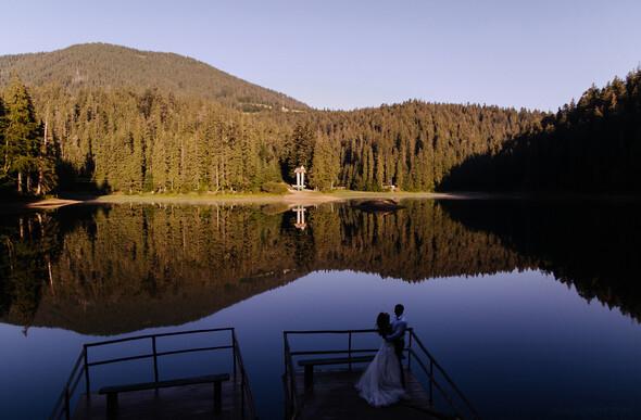 Свадьба Тани и Серёжа - фото №34