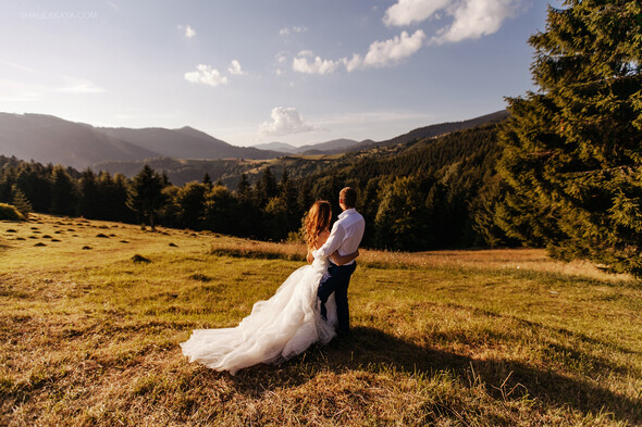 Свадьба Тани и Серёжа - фото №33