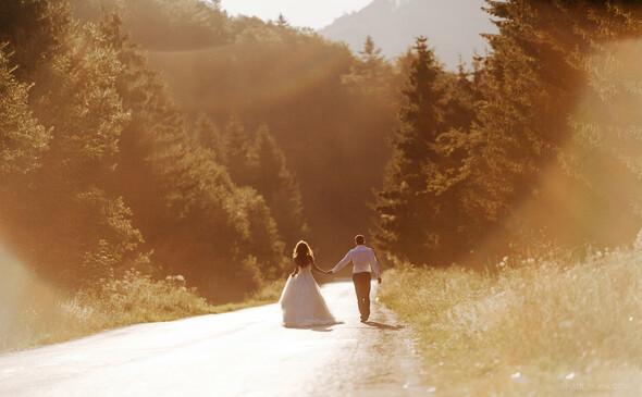 Свадьба Тани и Серёжа - фото №26