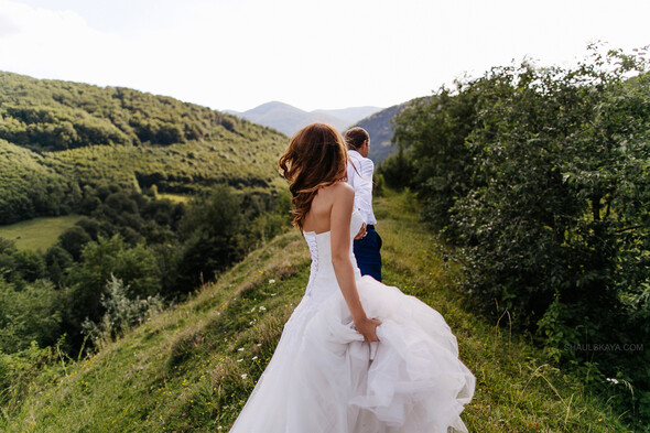 Свадьба Тани и Серёжа - фото №43