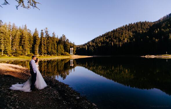 Свадьба Тани и Серёжа - фото №24