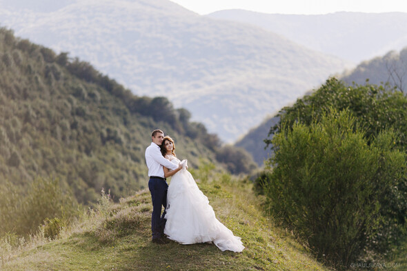 Свадьба Тани и Серёжа - фото №37