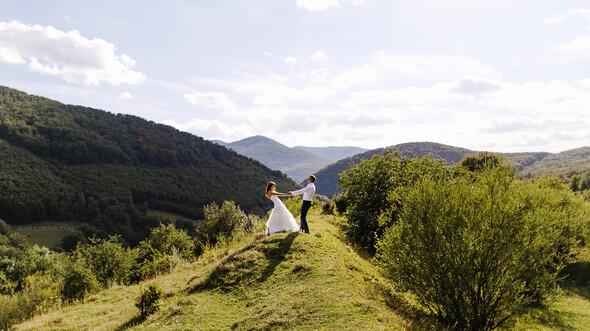 Свадьба Тани и Серёжа - фото №28