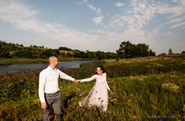 Евгения и Клим - фото №14