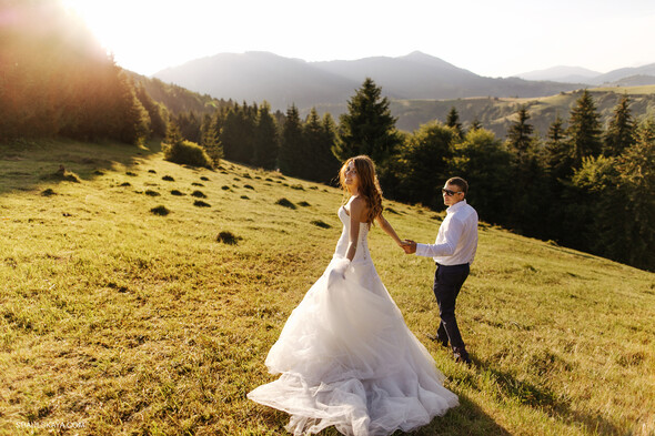 Свадьба Тани и Серёжа - фото №16