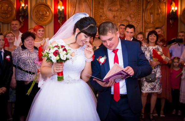 Адександра и Вадим - фото №4