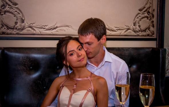 Теплая осенняя свадьба - фото №14