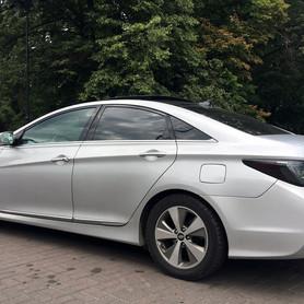 Хюндай Соната Hybrid - авто на свадьбу в Киеве - портфолио 4