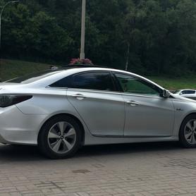 Хюндай Соната Hybrid - авто на свадьбу в Киеве - портфолио 5