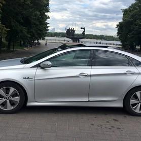 Хюндай Соната Hybrid - авто на свадьбу в Киеве - портфолио 2