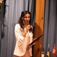 Анжелика Абраамян - выездная церемония в Киеве - фото 2