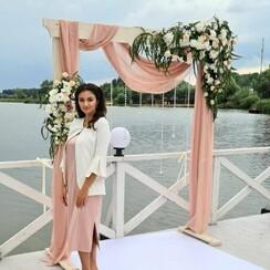 Анжелика Абраамян - выездная церемония в Киеве - фото 1