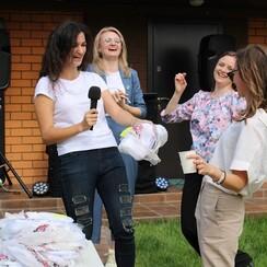 Анжелика Абраамян - выездная церемония в Киеве - фото 4