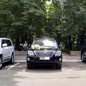 Mercedes W 221 long - авто на свадьбу в Черновцах - портфолио 2