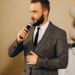 Михаил  Рябоконь - ведущий в Николаеве - фото 3