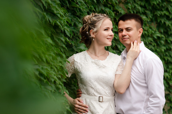 Евгений и Оксана - фото №15