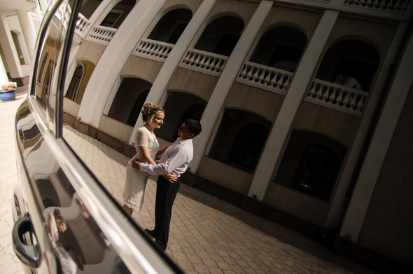 Евгений и Оксана - фото №17