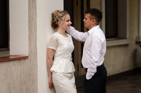 Евгений и Оксана - фото №1