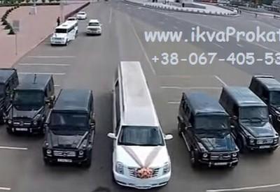 Прокат лимузинов - фото 1