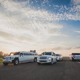 Лимузин Хаммер Н2  2015 - авто на свадьбу в Луцке - портфолио 1