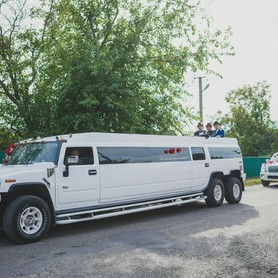 Лимузин Хаммер Н2  2015 - авто на свадьбу в Луцке - портфолио 2