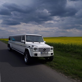 Лимузин Gelandewagen 3 оси 2017 года в Луцьке - авто на свадьбу в Луцке - портфолио 5