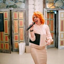 Ирина Подлужная - ведущий в Киеве - фото 2