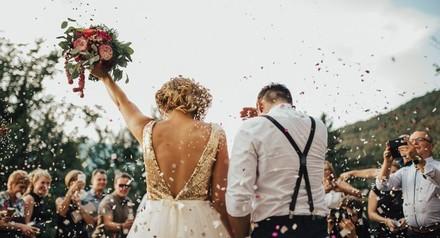 Знижка 20% на Весілля в Березні