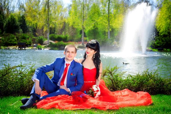 Красивая пара - фото №5