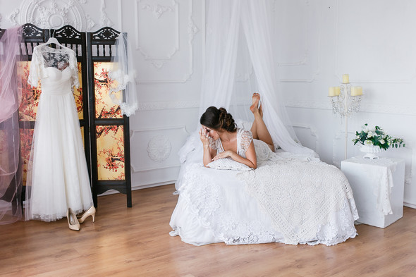 The Bride's Morning - фото №8