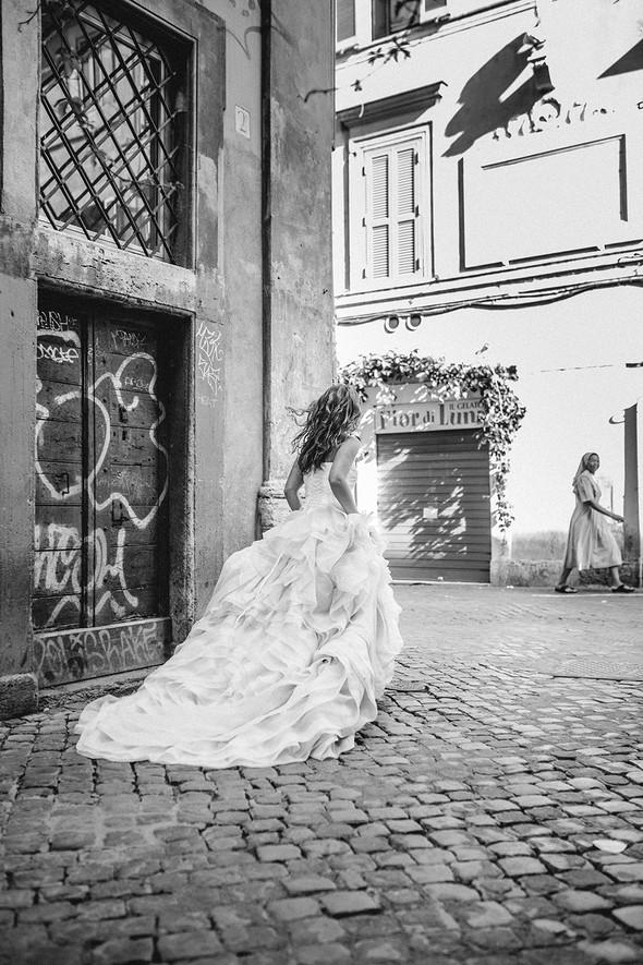 Wedding Italy Rome - фото №17