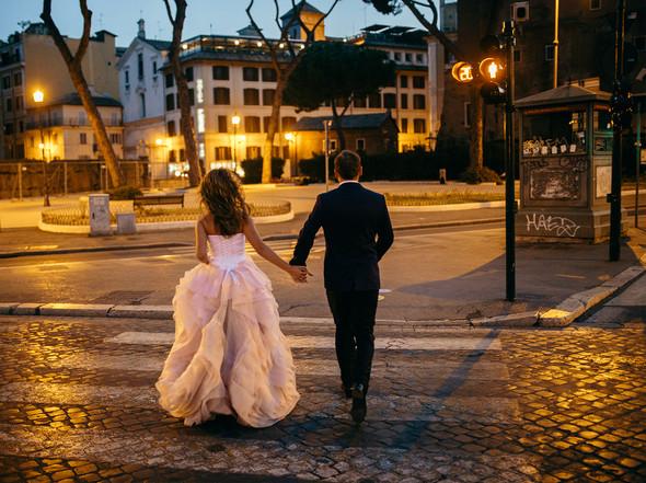 Wedding Italy Rome - фото №30
