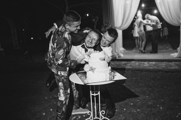 Алина и Владимир - фото №65