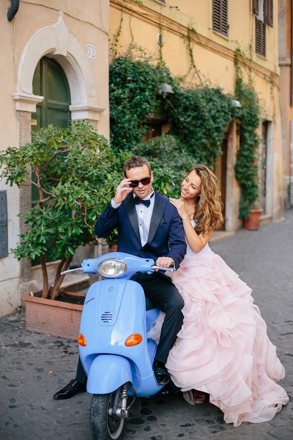 Wedding Italy Rome - фото №1