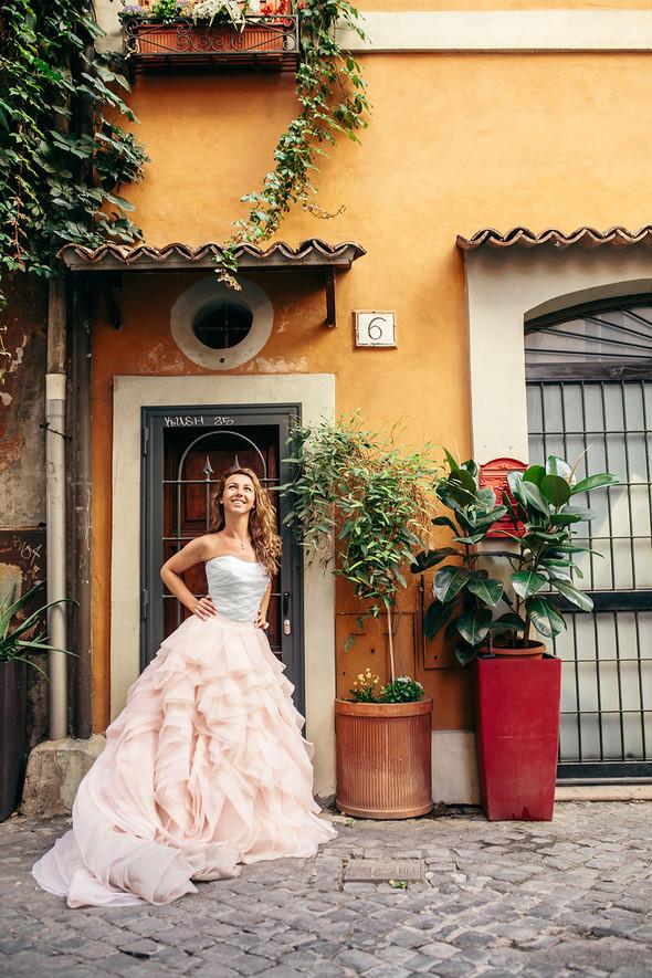 Wedding Italy Rome - фото №23