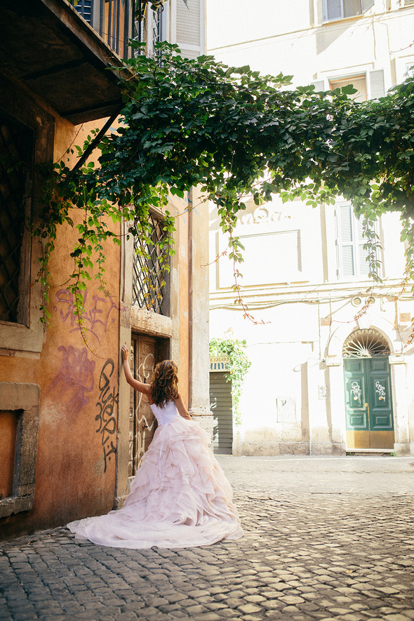 Wedding Italy Rome - фото №22
