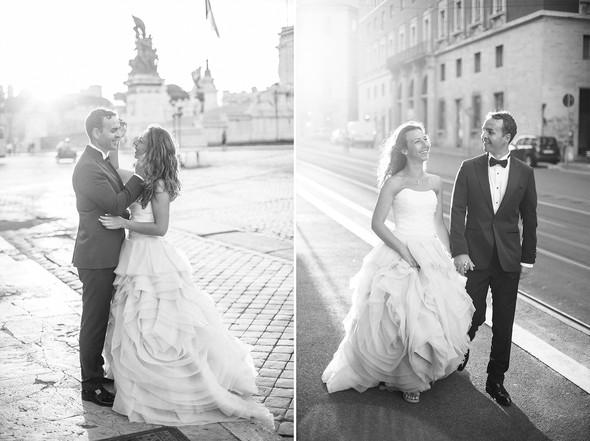 Wedding Italy Rome - фото №13