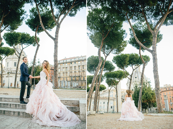 Wedding Italy Rome - фото №5