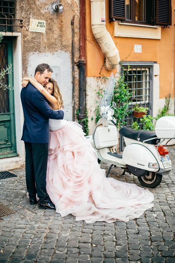 Wedding Italy Rome - фото №9